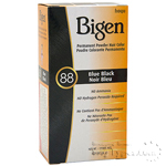 Bigen Powder Hair Color 88 Blue Black