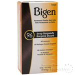 Bigen Powder Hair Color 96 Deep Brugundy
