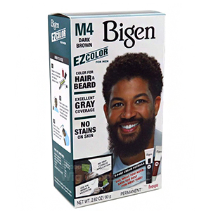 Bigen EZ Color for Men - M4 Dark Brown