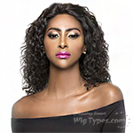 The Wig Black Pink 100% Brazilian Virgin Remy Human Hair 13x4 Lace Wig - HBL AMERICANO