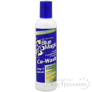 Blue Magic Gentle Conditioning Cleanser Co-Wash 8oz
