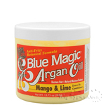 Blue Magic Argan Oil Mango & Lime Leave In Conditioner 13.75oz