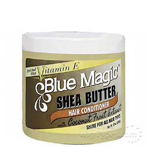 Blue Magic Shea Butter Hair Conditioner 12oz
