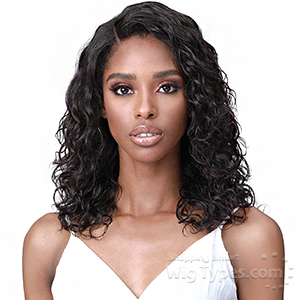 Bobbi Boss 100% Virgin Remy Human Hair 360  Lace Wig - MHLF415 ALIZE