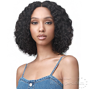 Bobbi Boss 100% Human Hair HD Lace Front Wig - MHLF440 TASHANA