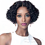 Bobbi Boss 100% Human Hair Lace Front Wig - MHLF425 WHITNEY