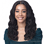 Bobbi Boss 100% Virgin Remy Human Hair 13X4 Lace Frontal Wig - MHLF528 NATALIE