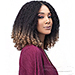 Bobbi Boss Synthetic Hair 4 inch Deep Part Lace Front Wig - MLF310 KYRA
