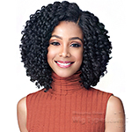 Bobbi Boss Synthetic Hair Lace Front Wig - MLF409 SHIRLEY