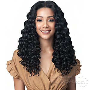 Bobbi Boss Synthetic Hair 13x7 Glueless Frontal Lace  Wig - MLF459 LOURDES