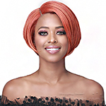 Bobbi Boss Synthetic Hair Lace Front Wig - MLF465 THELMA