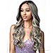 Bobbi Boss Synthetic Hair HD Frontal Lace Wig - MLF472 WENDY