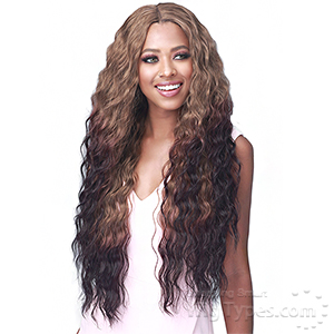 Bobbi Boss MediFresh Synthetic Hair HD Lace Front Wig - MLF509 WILLOW