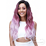 Bobbi Boss Human Hair Blend 13X4 Swiss Lace Front Wig - MBLF550 DALISS