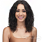 Bobbi Boss 100% Virgin Remy Human Hair 13X4 Swiss Lace Front Wig - MHLF310 NISA