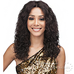 Bobbi Boss 100% Virgin Remy Human Hair 13X4 Swiss Lace Front Wig - MHLF311 KALI