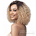 Bobbi Boss 100% Human Hair 4X4 Frontal Lace Wig - MHLF700 TINASHE