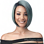Bobbi Boss Synthetic Hair 5 inch Deep Part Lace Front Wig - MLF347 ASHA