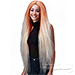 Bobbi Boss Synthetic Hair 3.5 inch Deep Part Lace Front Wig - MLF349 SHEENA