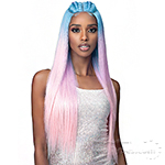 Bobbi Boss Synthetic Hair Unique Part Lace Front Wig - MLF374 KINSLEY