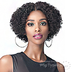 Bobbi Boss 100% Human Hair Lace Front Wig - MHLF424 JAZZIE