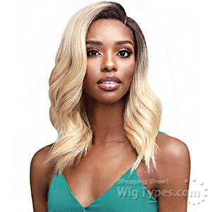 Bobbi Boss Synthetic Hair 5 inch Deep Part Lace Front Wig - MLF365 VALENCIA