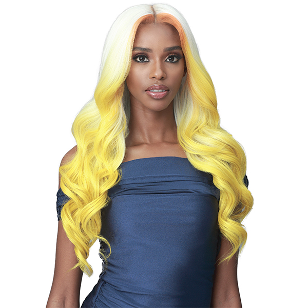 Bobbi Boss Synthetic Hair 13x7 Glueless Frontal Lace  Wig - MLF451 JACINTHA