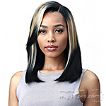 Bobbi Boss Synthetic Hair 4 inch Deep Part Lace Front Wig - MLF555 SHAVANA