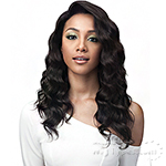 Bobbi Boss 100% Virgin Remy Human Hair Whole Lace Wig - BNGLWOC20 OCEAN WAVE 20