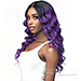 Bobbi Boss Synthetic Hair 5 inch Deep Part Lace Front Wig - MLF402 ROZ