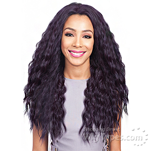 Bobbi Boss Synthetic Swiss Lace Front Wig - MLF220 CRISPINA