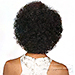 Bobbi Boss 100% Human Hair Wig - MH1234 AFRO