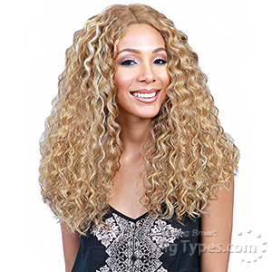 Bobbi Boss Synthetic Swiss Lace Front Wig - MLF144 RAIN