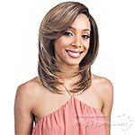 Bobbi Boss Synthetic Swiss Lace Front Wig - MLF188 NORI