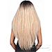 Bobbi Boss Synthetic Hair 5 inch Deep Part Swiss Lace Front Wig - MLF214 RUMI