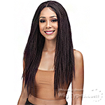 Bobbi Boss Premium Synthetic 3.5 inch Realistic Lace Part Wig - MLP0019 MEAGAN