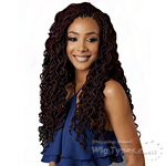 Bobbi Boss Synthetic Hair Briad - CURLY LOCS 18