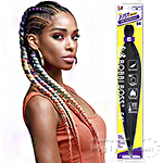 Bobbi Boss Synthetic Pre Feathered Just Braid 54