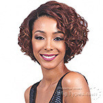 Bobbi Boss Synthetic Hair Swiss Lace 4 inch Deep Part Wig - M971 CYRA