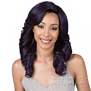 Bobbi Boss Synthetic Hair Deep J Part Wig - M976 RILEY
