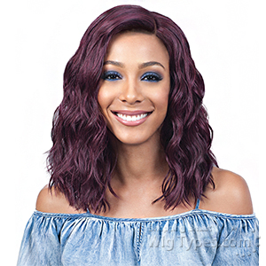 Bobbi Boss Synthetic Hair Deep J Part Wig - M985 KENNA