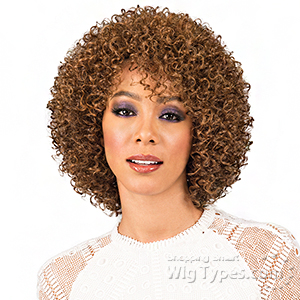 Bobbi Boss Synthetic Hair Wig - M997S SHORT TRINITY