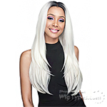 Bobbi Boss Human Hair Blend 360 Swiss Lace Wig - MBLF320 ANIAH