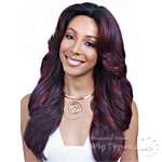 Bobbi Boss Synthetic Lace Front Wig - MLF160 MERCURY (4X4 SILK BASE)