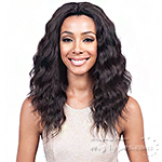 Bobbi Boss 100% Brazilian Virgin Hair 360 Swiss Lace Wig - MHLF V OCEAN (wet & wavy style)