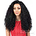 Bobbi Boss Indiremi 100% Virgin Remy Human Hair Lace Wig - MHRLF004 NATURAL WAVE 26 (4x4 Deep Lace Style)
