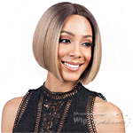 Bobbi Boss Synthetic Swiss Lace Front Wig - MLF126 LYNA (5 inch deep part)
