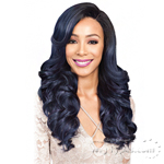 Bobbi Boss Synthetic Swiss Lace Front Wig - MLF155 ANAYA (Swiss Lace Deep Part)