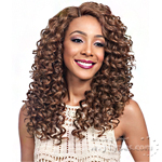 Bobbi Boss Synthetic Swiss J Part Lace Front Wig - MLF161 EVAN