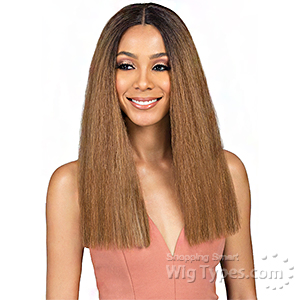 Bobbi Boss Synthetic Swiss Lace Front Wig - MLF204 MYRA (4 inch deep part)